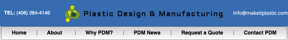 Plastic Design & Manufacturing